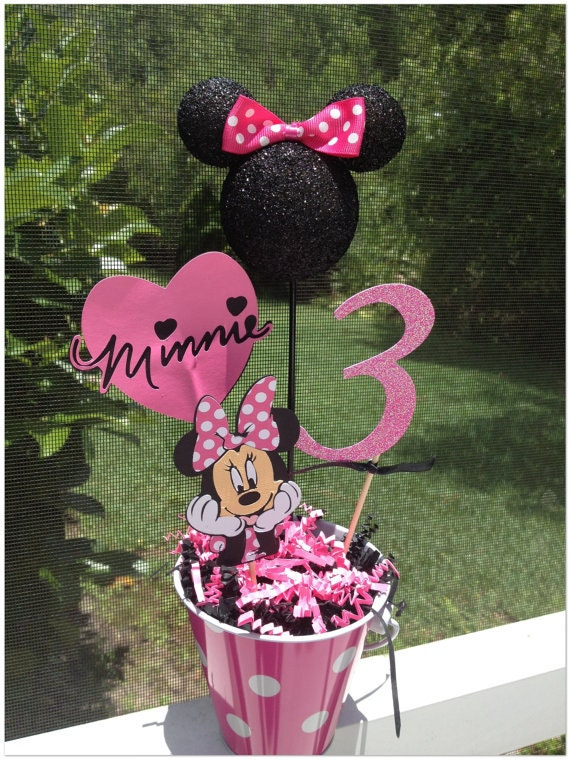 Minnie Mouse con foami - Imagui