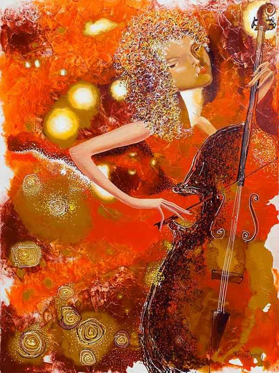 yelena dyumin, artist