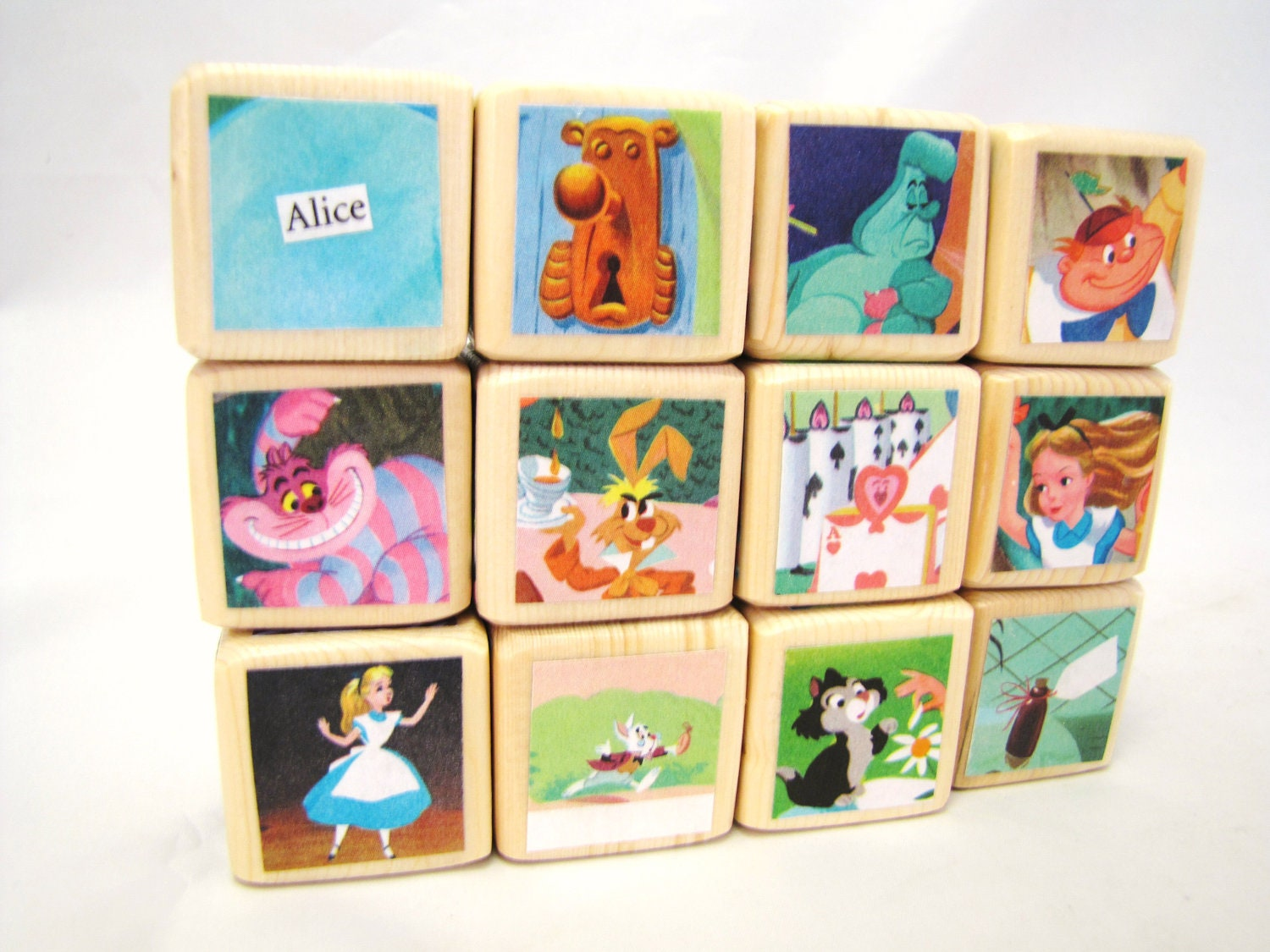 Alice in wonderland baby room decorations photograph sale for Room decoration items sale