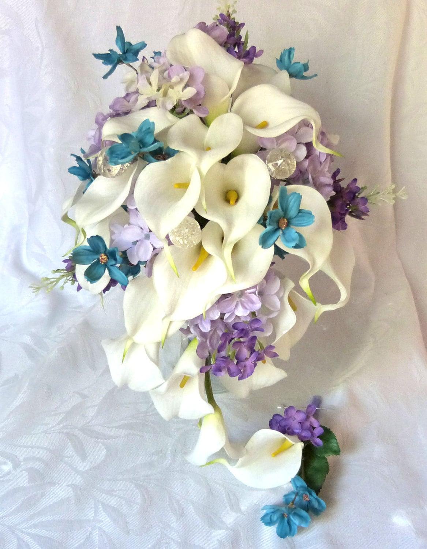 wedding bouquets calla lilies