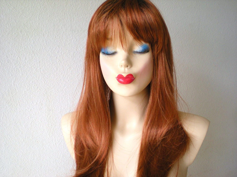 copper orange hair color