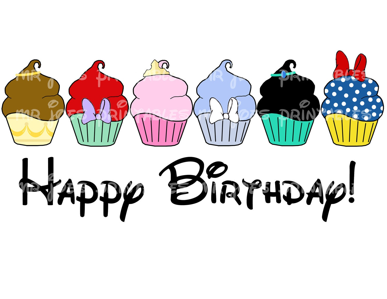 clipart disney happy birthday - photo #7
