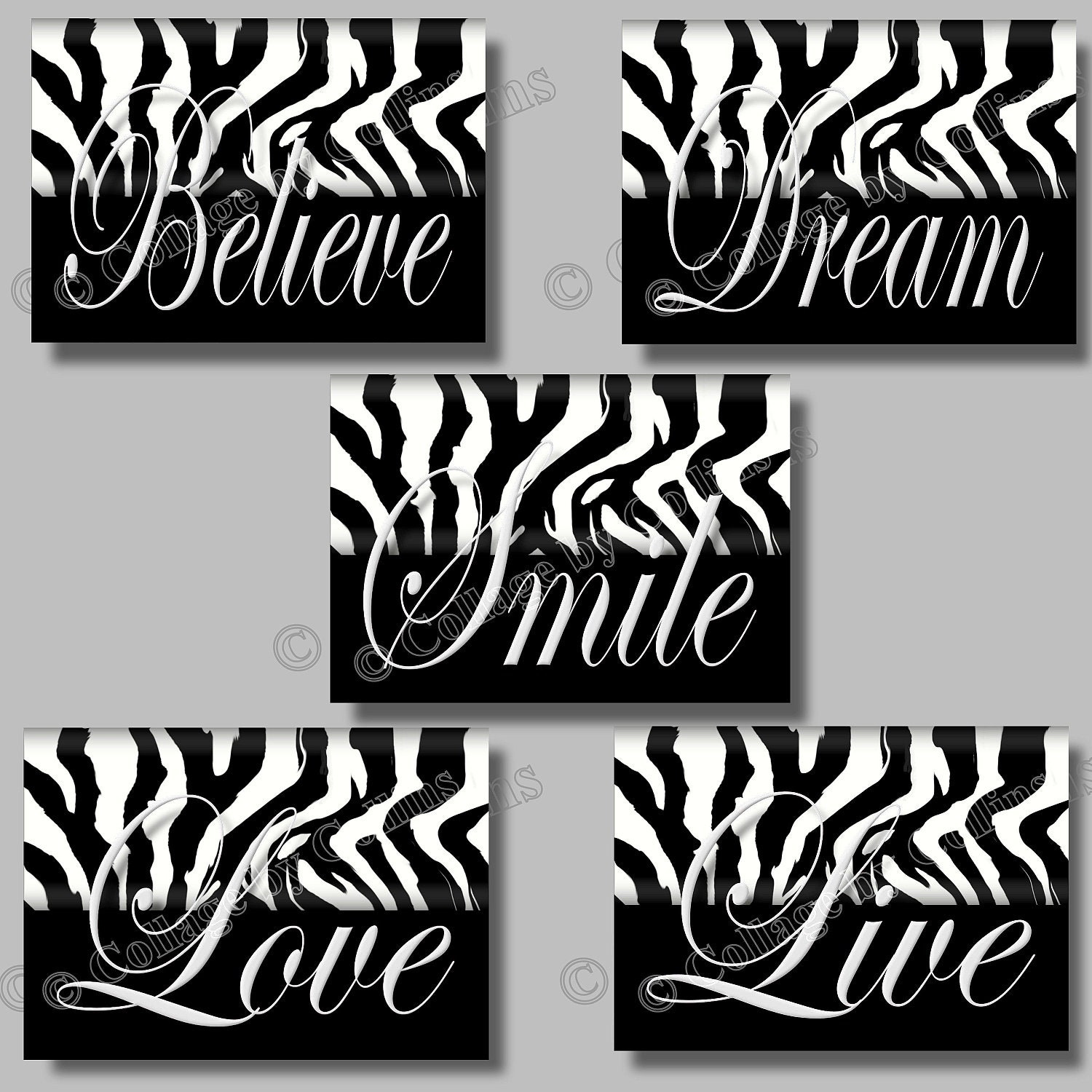 Zebra Wall Decor wall decor zebra - home design