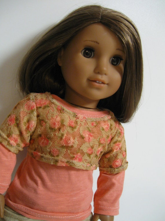 American Girl Doll - Pretty Peach