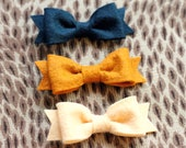 Bloomies Felt bow SALE - BloomiesHB