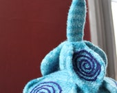 Blue Wizard Jester Hat - MollysPurl