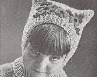 Balaclava Knitting Pattern - ShopWiki