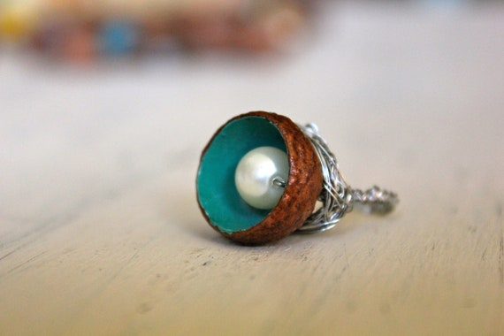 Acorn Top Ring