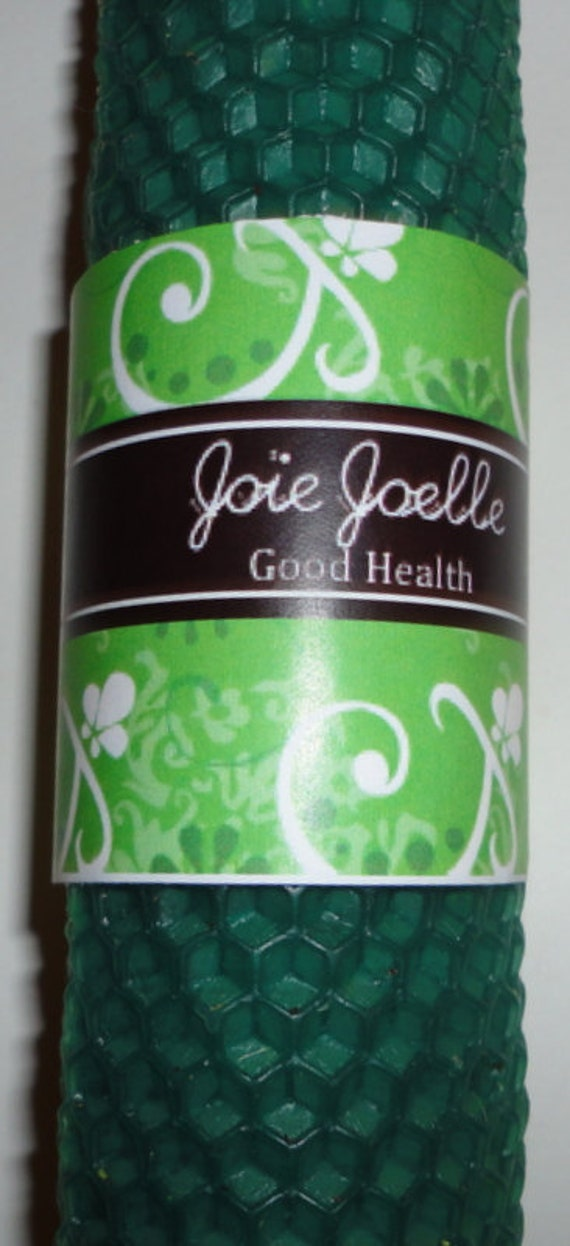 Good Health  Red and Green Spell candle dressed wuth herbs, oil with  Passion oil , weight loss, better health, self motivation