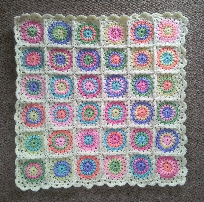 Crochet Baby Blanket Patterns Free