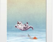 Milktini Dream Print 8x10 - aldojeffrey