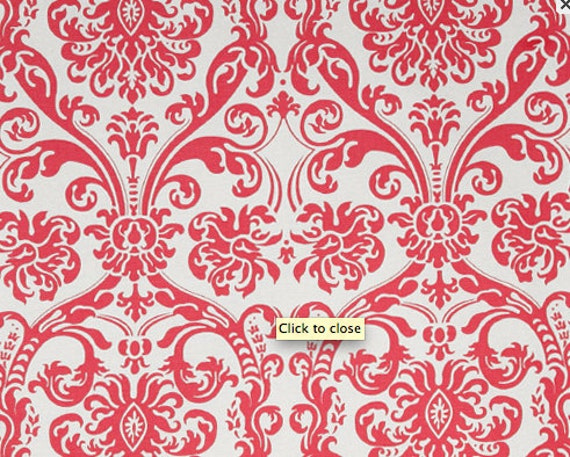 Clearance Home Decor on Premier Prints Clearance Home Decorating Fabric Abigail Flamingo Pink