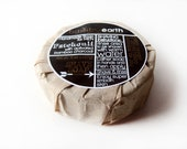 Shave Soap for Men : Patchouli Black Shave All in One Bar with Activated Charcoal - BambuEarth