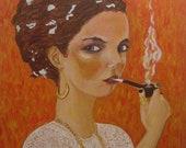 No Smoking.....