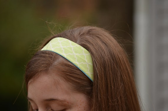 Headbands: Reversable Elastic Headbands