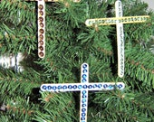 Cross Charity Ornament - CardsForCharity
