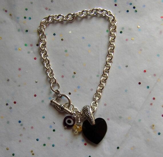 Adrian's Heart Tiffany Bracelet