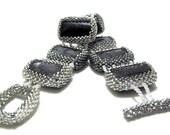 Lunar Labradorite bracelet - njema