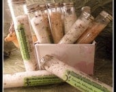 Aromatherapy Bath Salts/Foot Soak- Sample
