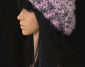 Winter Slouchy Cloche Headwarmers Tams Berets For Women Teens In Pink Black and Multicolored