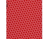 iPad (2 & 3) Decal - Red Honeycomb Pattern - AlteredDezigns