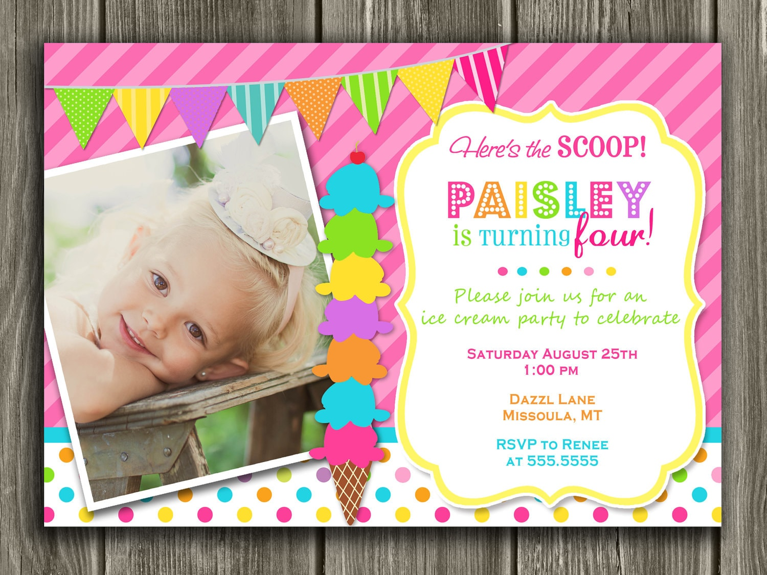 how to create your own birthday invitations online for free