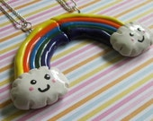 50% OFF - Best Friends Rainbow Necklaces - Friendship Necklaces