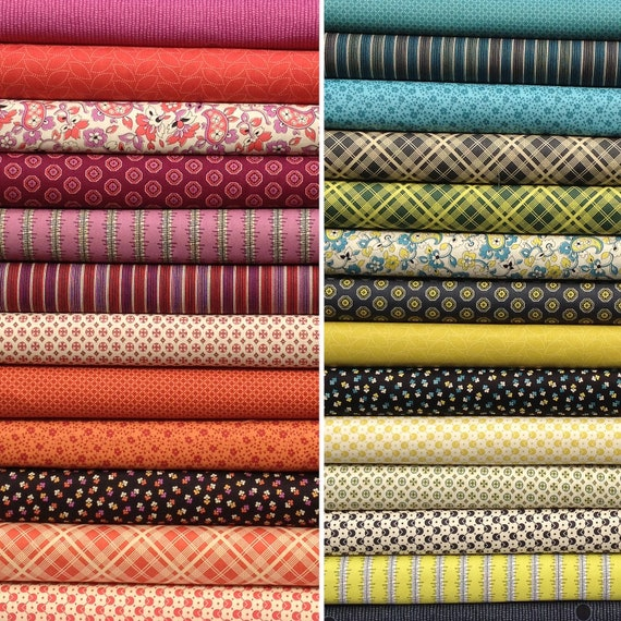 SALE Denyse Schmidt Chicopee Entire Collection fat quarter bundle