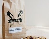 Sunflower Power Gourmet Cookie Mix - BeccaBakes