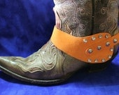 Leather Boot Jewelry