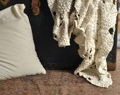 crochet bedspread/coverlet - klinker