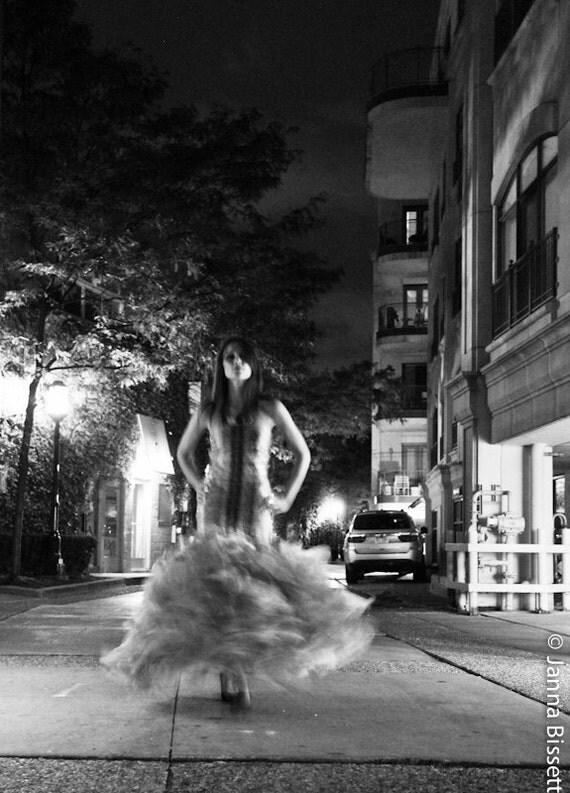 Salon Fashion Photography Fine Art Photograph on Metallic Paper