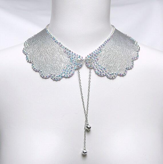 rhinestone collar