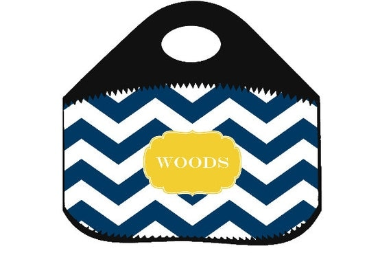 Personalized Lunch Cooler Tote- Design your Own with Monogram