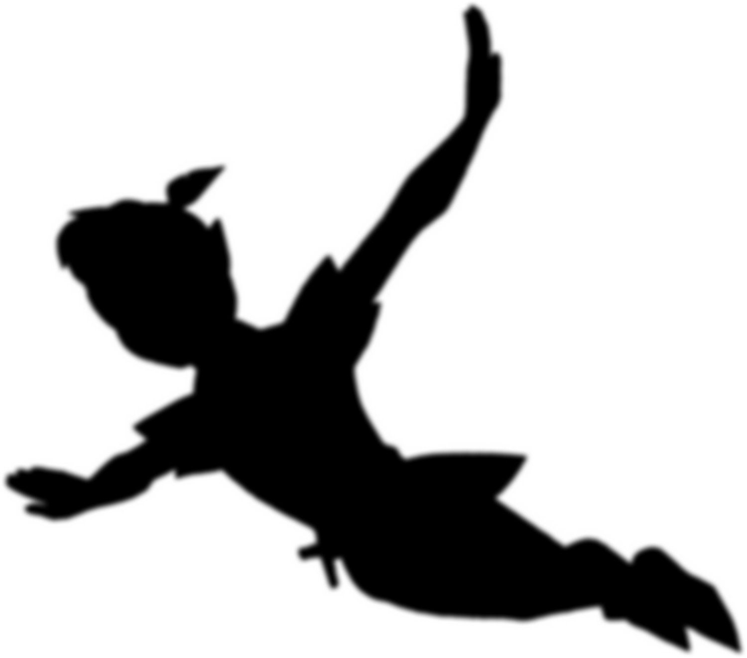 Peter Pan Silhouette | Sweet Dreams | Pinterest