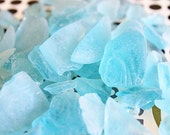 Teal Beach/Sea Glass (30 pcs.) - seashellsupply