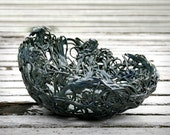 The NEST handmade ceramic fruit bowl - GolemDesigns