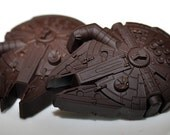 2 Chocolate Star Wars Millennium Falcons 5.00 - TheBooBoxAlaska