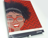 Ms Curly Red My Smile Journal