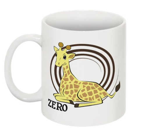 Counting Mug 00 Stella the Giraffe