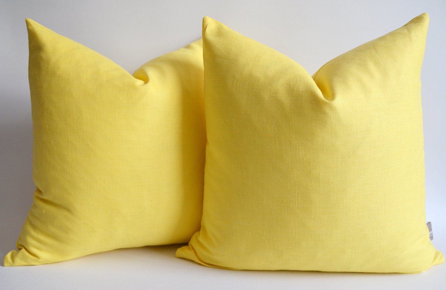 Pale Yellow Decorative Pillows : Yellow Decorative Pillows - Kids Art Decorating Ideas