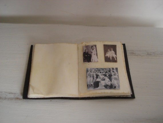Miniature Photo Album