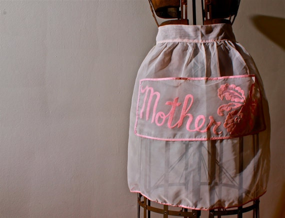1950's Mother's Day Apron...
