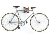 """Oak Wood Bike Hanger """"Iceberg"""" by Woodstick Ltd. - Woodstick"""