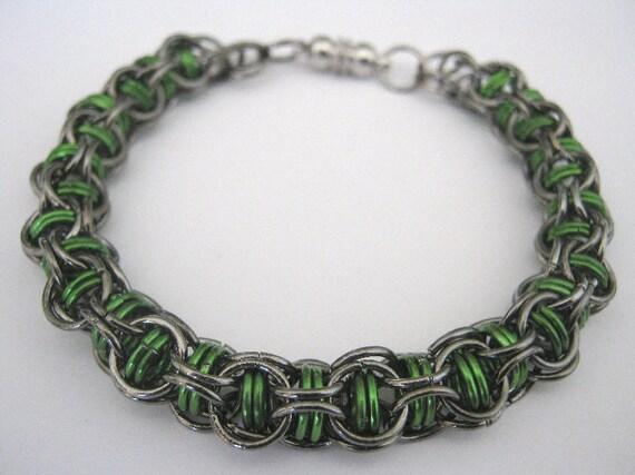 Siren Chainmaille Bracelet