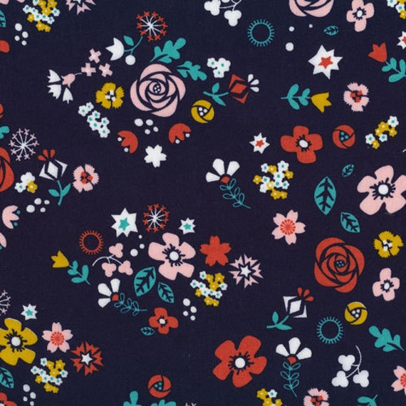 pollyannacowgirl, rashida coleman-hale, the firefly express, fabric, fabric zingers of the week, print