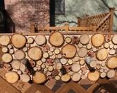 rustic wall coat rack