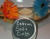 8oz Cotton Soft Curls /Murumuru Hair Butter/Hair Cream/Curl Definer/PH Balanced