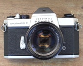 Honeywell Pentax Spotmatic F 35mm Film Camera