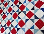 Handmade Quilt - Set Your Sails